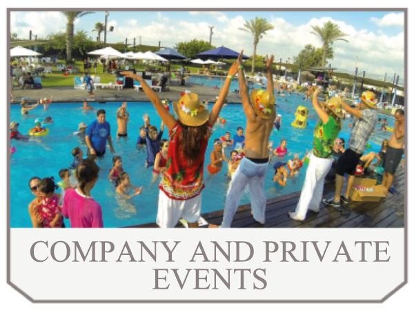 COMPANY&PRIVATE EVENTS