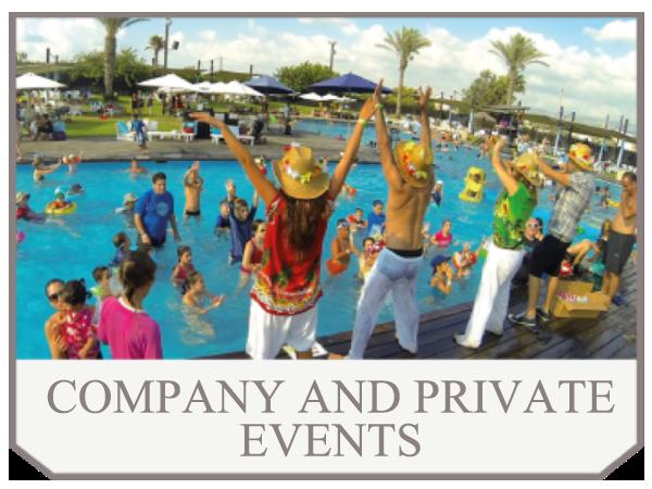 COMPANY&PRIVATE EVENTS